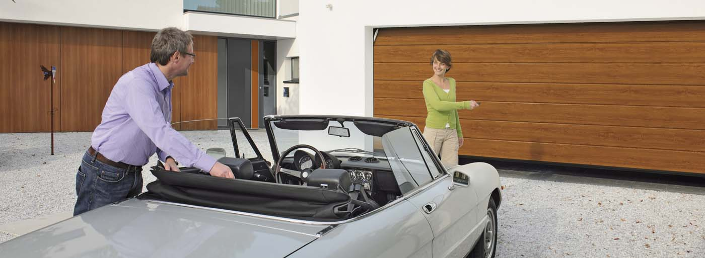 Задвижвания за гаражни врати