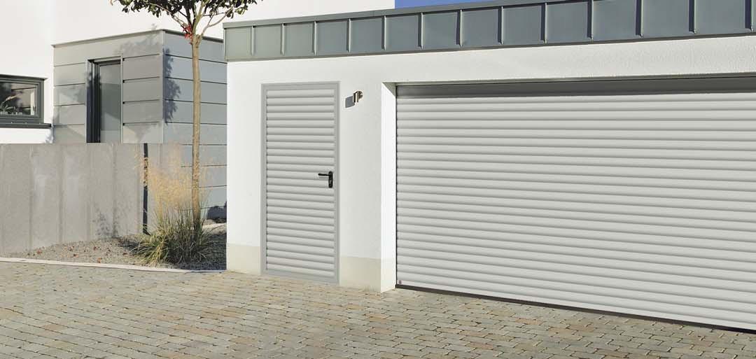 Странични врати за гаражи
