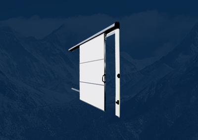 Хладилна врата RDS – TN 60mm